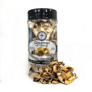 Gourmet Mix Dried Mushrooms