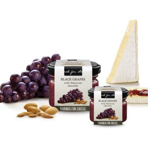 Cheese pairing black fig