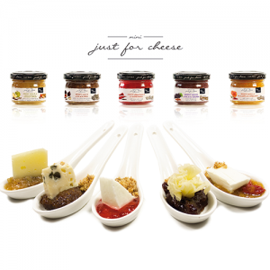 Just For Cheese - Cheese Pairing Jams